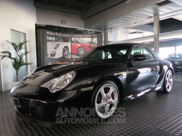 Porsche 911 996 420CH TURBO TIPTRONIC S NOIR BASALT Occasion - 1