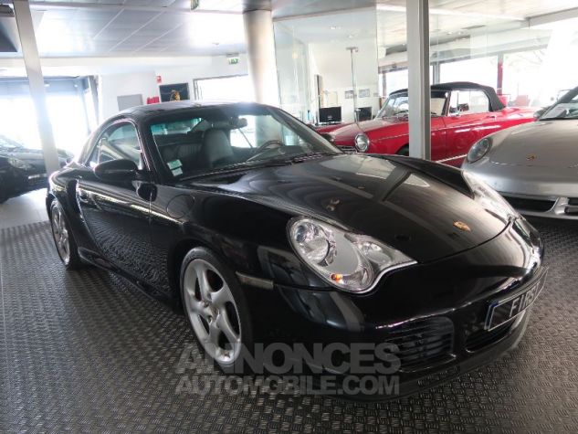 Porsche 911 996 420CH TURBO TIPTRONIC S NOIR BASALT Occasion - 2