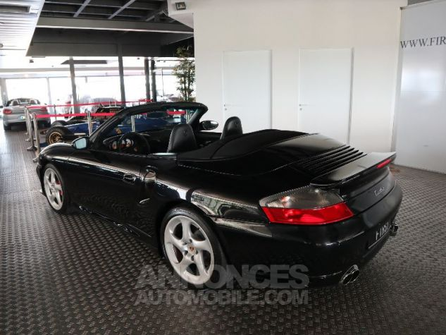 Porsche 911 996 420CH TURBO TIPTRONIC S NOIR BASALT Occasion - 7