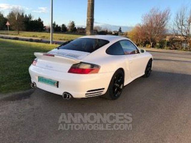 Porsche 911 996 420CH TURBO TIPTRONIC S BLANC Occasion - 5