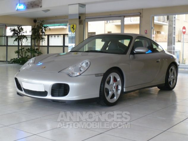 Porsche 911 996 CARRERA 4S BVM6 GRIS ARTIC METALLISE Occasion - 5