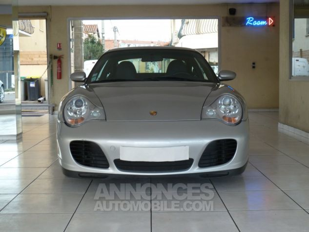 Porsche 911 996 CARRERA 4S BVM6 GRIS ARTIC METALLISE Occasion - 6
