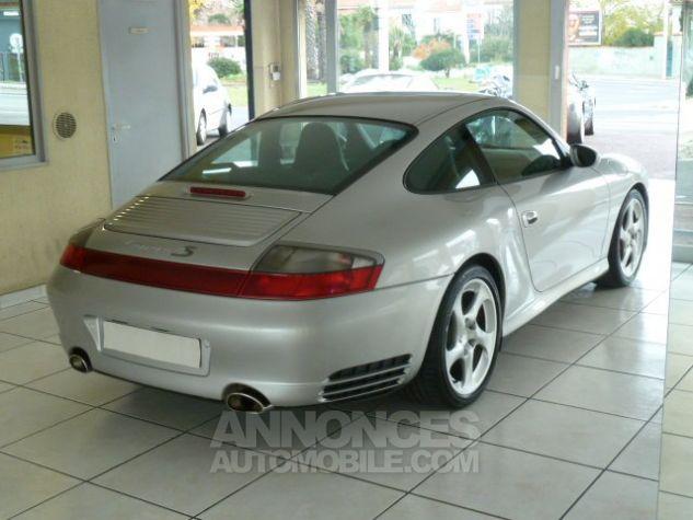 Porsche 911 996 CARRERA 4S BVM6 GRIS ARTIC METALLISE Occasion - 8