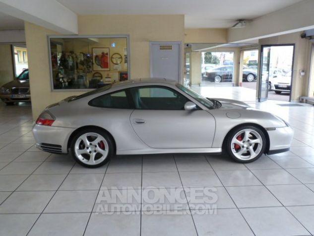 Porsche 911 996 CARRERA 4S BVM6 GRIS ARTIC METALLISE Occasion - 9