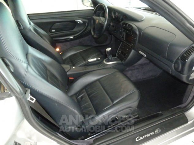 Porsche 911 996 CARRERA 4S BVM6 GRIS ARTIC METALLISE Occasion - 10