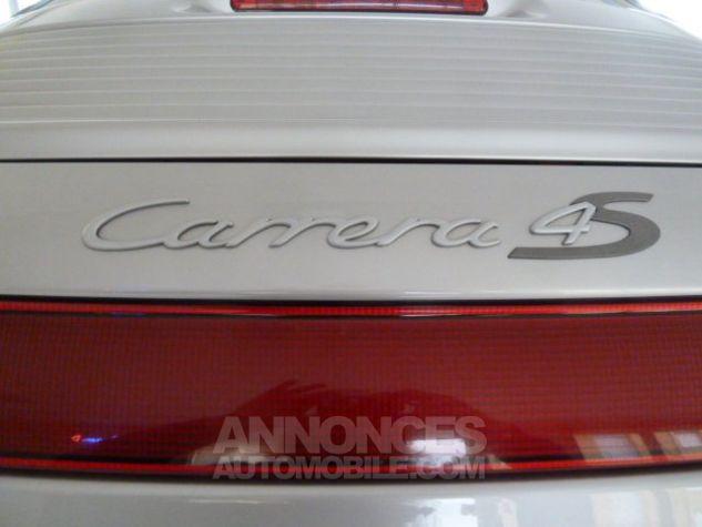 Porsche 911 996 CARRERA 4S BVM6 GRIS ARTIC METALLISE Occasion - 14