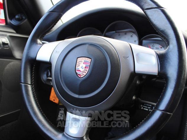 Porsche 911 (997) 3.8 355 CARRERA 4S Rouge Indien Occasion - 17