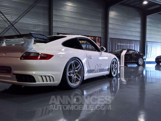 Porsche 911 997 9FF 950CH GT3 9FF TURBO 950CH BLANC Occasion - 1
