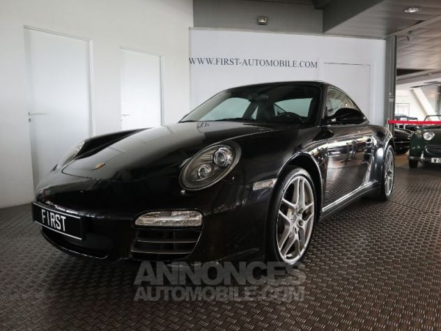 Porsche 911 997 CARRERA 4 PDK 345CV PHASE 2 NOIR Occasion - 0