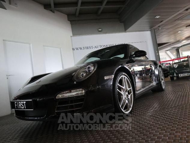 Porsche 911 997 CARRERA 4 PDK 345CV PHASE 2 NOIR Occasion - 5