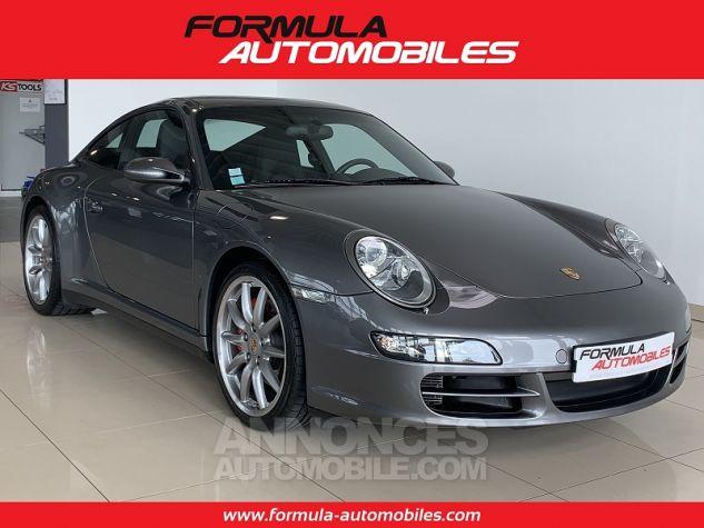 Porsche 911 997 CARRERA 4S GRIS Occasion - 0