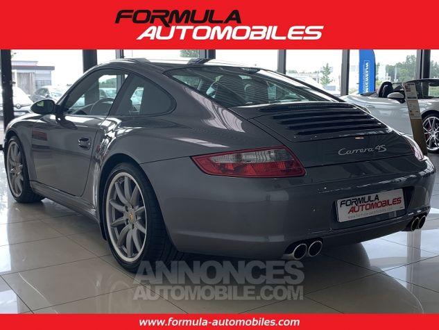 Porsche 911 997 CARRERA 4S GRIS Occasion - 2