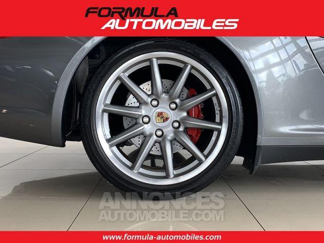 Porsche 911 997 CARRERA 4S GRIS Occasion - 5