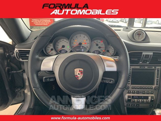 Porsche 911 997 CARRERA 4S GRIS Occasion - 7