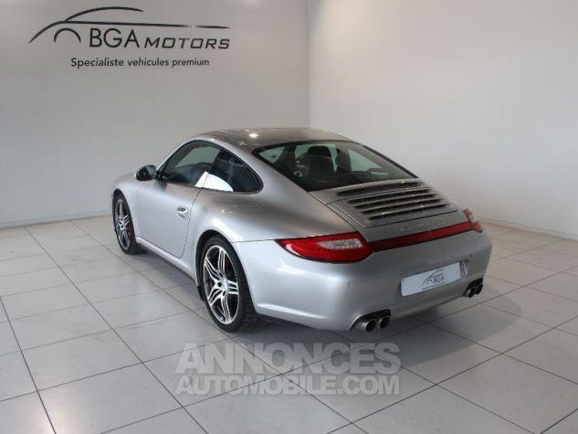 Porsche 911 997 CARRERA 4S PDK GRIS Occasion - 3