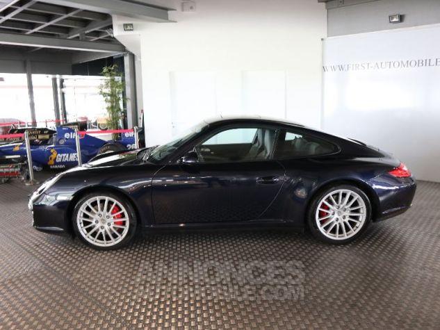 Porsche 911 997 CARRERA 4S PDK BLEU Occasion - 1