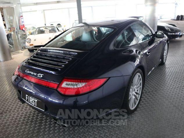 Porsche 911 997 CARRERA 4S PDK BLEU Occasion - 2