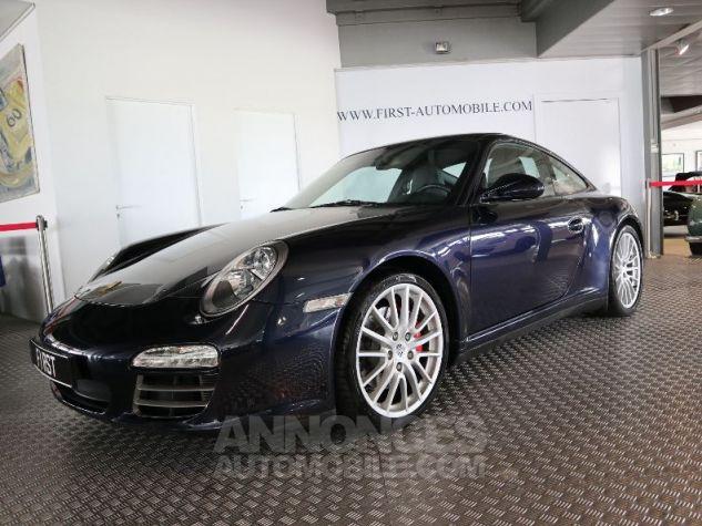 Porsche 911 997 CARRERA 4S PDK BLEU Occasion - 3