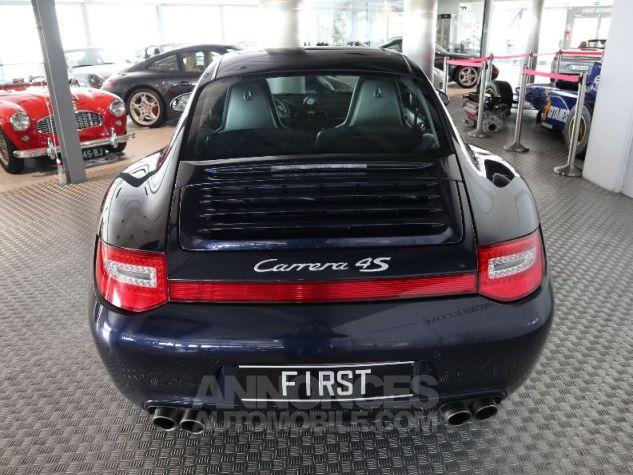Porsche 911 997 CARRERA 4S PDK BLEU Occasion - 4