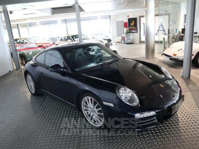 Porsche 911 997 CARRERA 4S PDK BLEU Occasion - 8