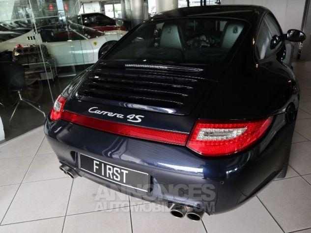 Porsche 911 997 CARRERA 4S PDK BLEU Occasion - 10