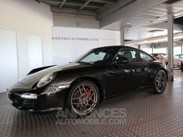 Porsche 911 997 CARRERA 4S PDK 385CV NOIR Occasion - 0