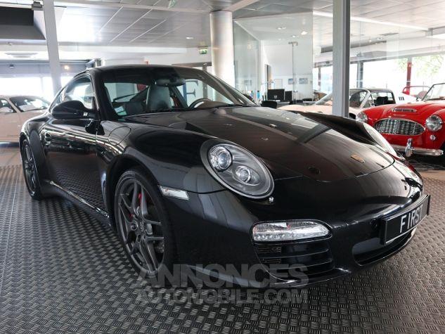 Porsche 911 997 CARRERA 4S PDK 385CV NOIR Occasion - 1