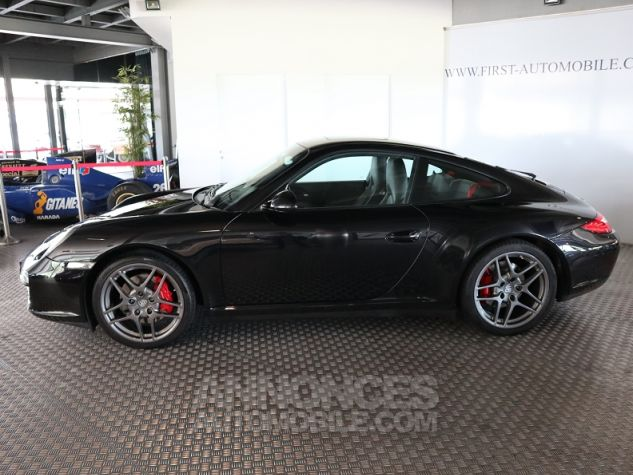 Porsche 911 997 CARRERA 4S PDK 385CV NOIR Occasion - 5