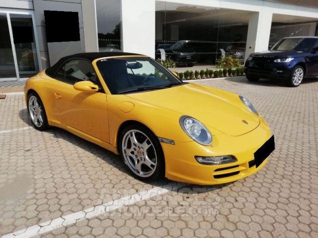 Porsche 911 997 CARRERA S JAUNE Occasion - 0