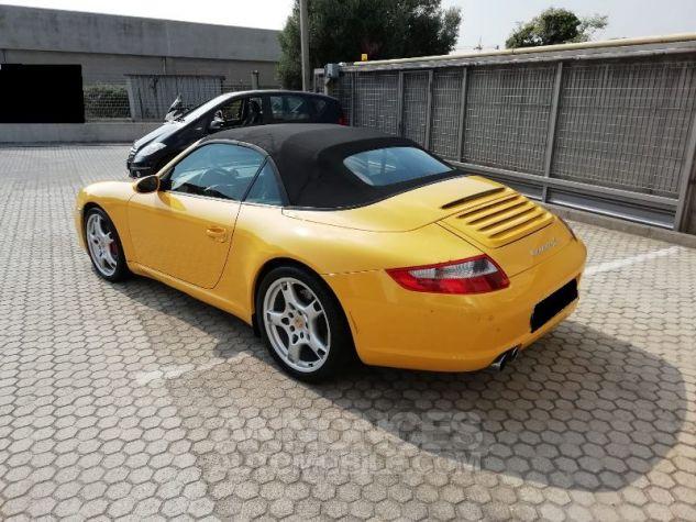 Porsche 911 997 CARRERA S JAUNE Occasion - 1