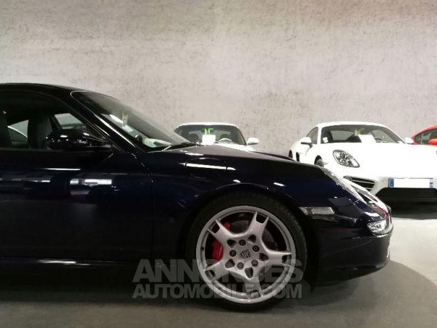 Porsche 911 997 CARRERA S BLEU Occasion - 1