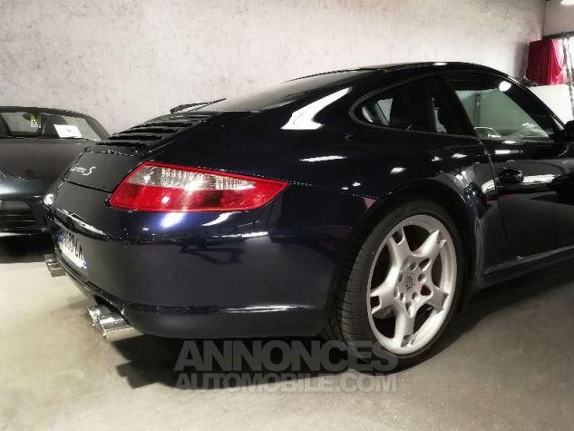 Porsche 911 997 CARRERA S BLEU Occasion - 3