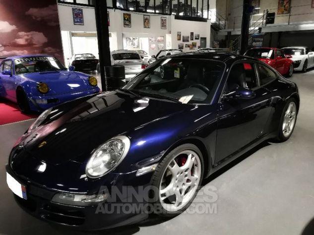 Porsche 911 997 CARRERA S BLEU Occasion - 11
