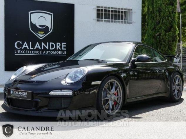 Porsche 911 (997) GT3 3.8 NOIR Occasion - 2