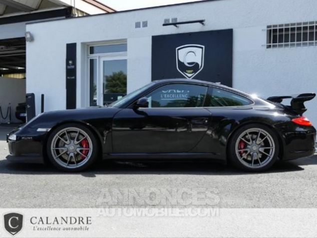 Porsche 911 (997) GT3 3.8 NOIR Occasion - 6