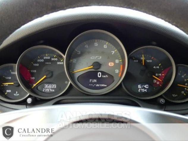 Porsche 911 (997) GT3 3.8 NOIR Occasion - 17