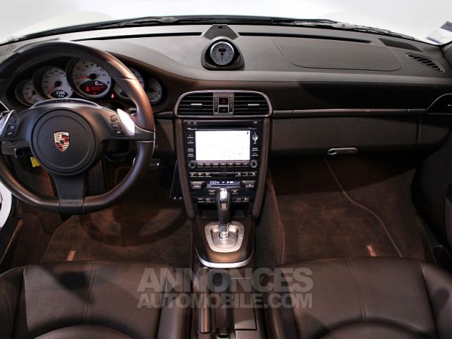 Porsche 911 CABRIOLET (997) CARRERA 4 GTS PDK Blanc Occasion - 6