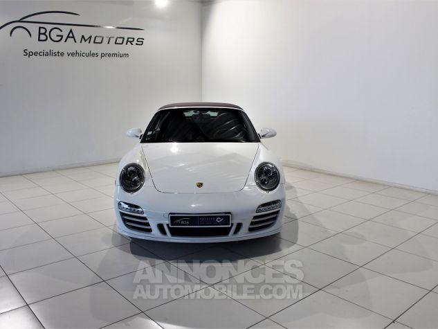 Porsche 911 CABRIOLET (997) CARRERA 4 GTS PDK Blanc Occasion - 17