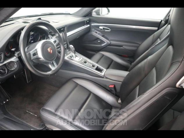 Porsche 911 Carrera N0-Gris Quartz métallisé Occasion - 2