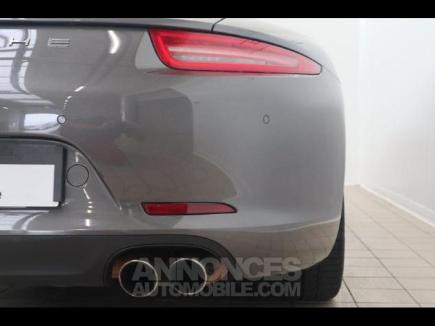 Porsche 911 Carrera N0-Gris Quartz métallisé Occasion - 7