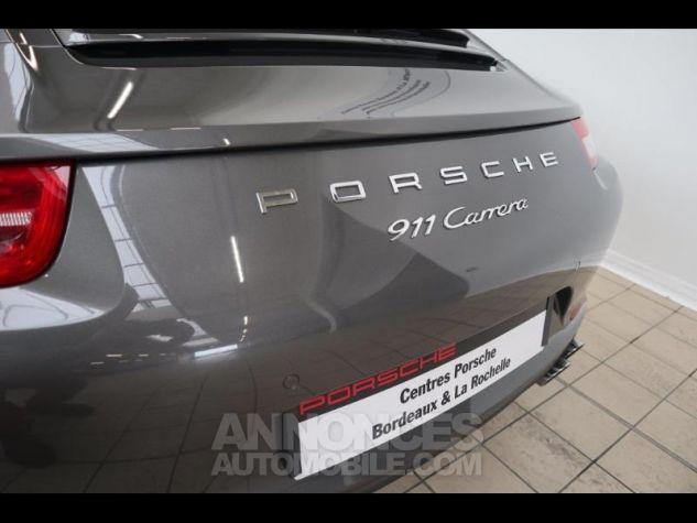 Porsche 911 Carrera N0-Gris Quartz métallisé Occasion - 18