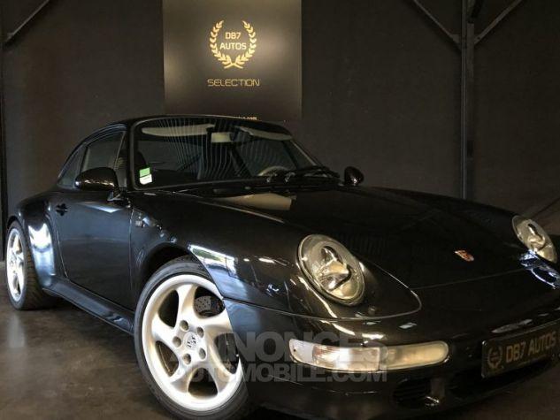 Porsche 911 CARRERA 2S G50 MOTEUR REFAIT NOIR Occasion - 0