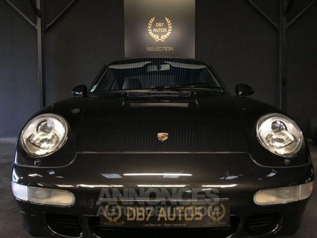 Porsche 911 CARRERA 2S G50 MOTEUR REFAIT NOIR Occasion - 1