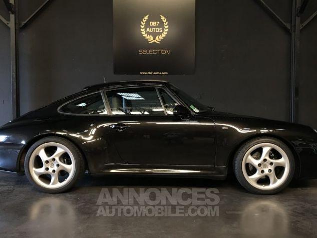 Porsche 911 CARRERA 2S G50 MOTEUR REFAIT NOIR Occasion - 2