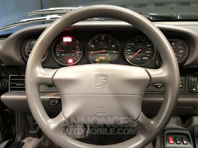 Porsche 911 CARRERA 2S G50 MOTEUR REFAIT NOIR Occasion - 3