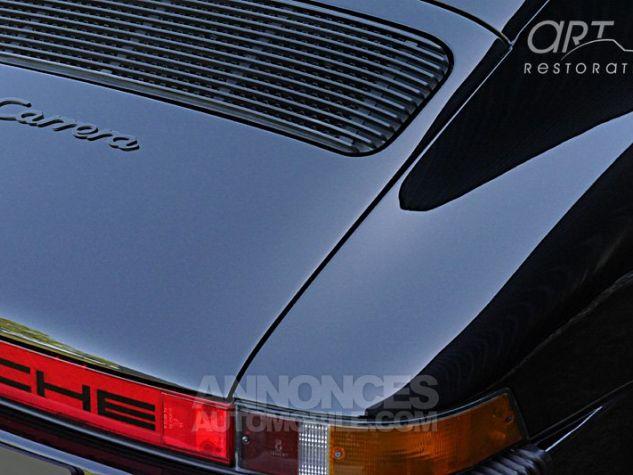 Porsche 911 Carrera 32 noir Occasion - 11