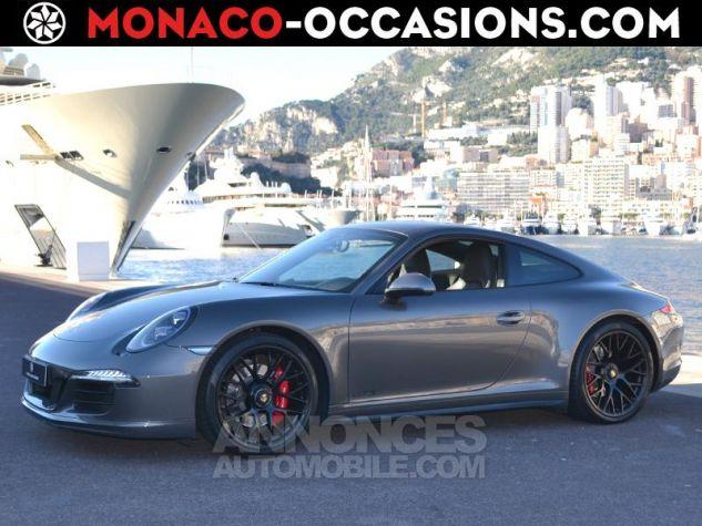 Porsche 911 Carrera 4 GTS PDK Gris Quartz Occasion - 0
