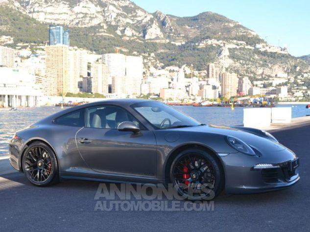 Porsche 911 Carrera 4 GTS PDK Gris Quartz Occasion - 2