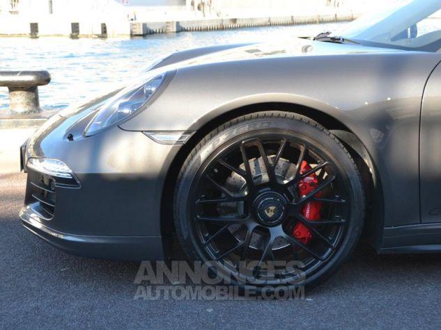 Porsche 911 Carrera 4 GTS PDK Gris Quartz Occasion - 6