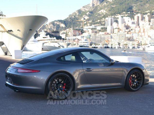 Porsche 911 Carrera 4 GTS PDK Gris Quartz Occasion - 10